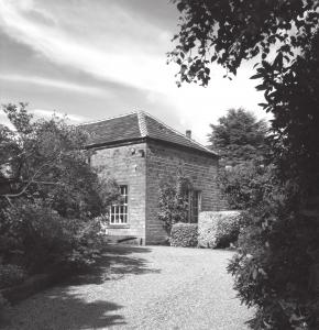 Baildon House, Baildon, near Leeds, where Theodore Bent grew up (photo: The Bent Archive)