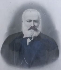 Emmanouil Olympitis - Demarchos of Kalymnos and Irini's father