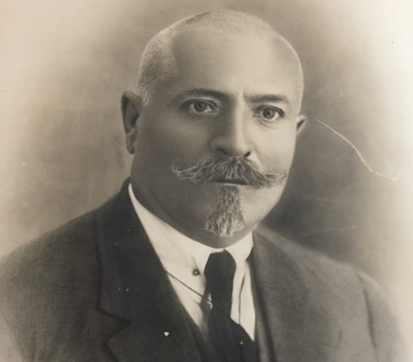 Fig. 3. Georgios Manolakakis (1870-1953), the second son of Emmanuel Manolakakis and mayor of Pigadia for a decade (1923-1933). © Emanouel Cassotis.