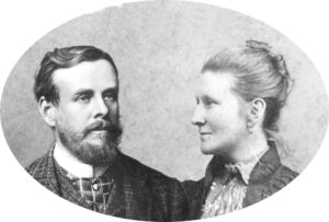 Theodore and Mabel Bent