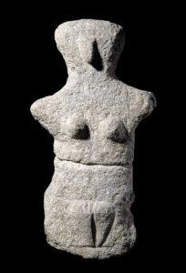 The Karpathos Lady